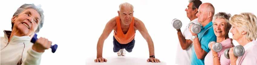 Exercício Físico no Idoso – Envelhecimento Ativo