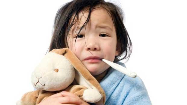 O meu filho tem febre…e agora?