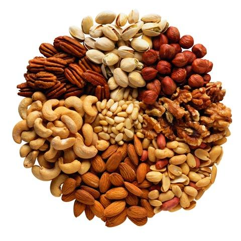 7 Razões para Comer Frutos Secos