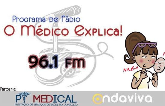 O medico explica radio - episódio 04 - lidar com a acne