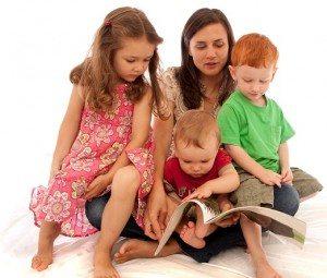 Babysitter no domicílio