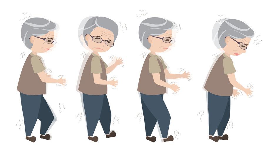 Parkinson - Neurologista ao Domicílio