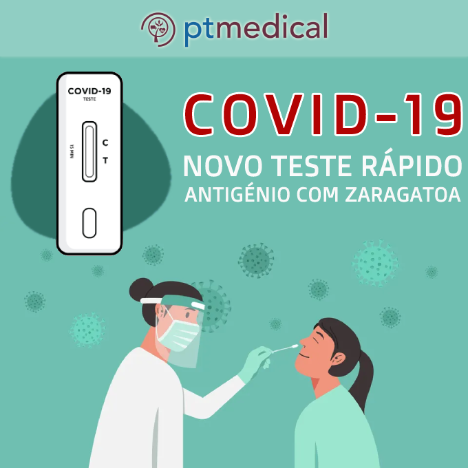 Novo Teste Rápido COVID-19